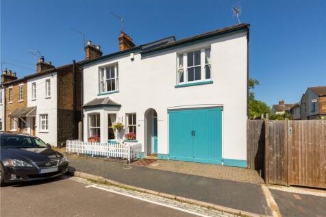 Heath Road, St. Albans, Hertfordshire. 4 bedroom detached house