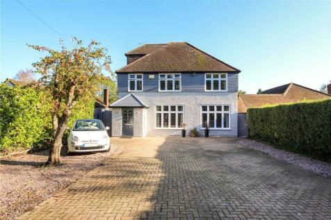 Napsbury Lane, St. Albans, Hertfordshire. 5 bedroom detached house for sale