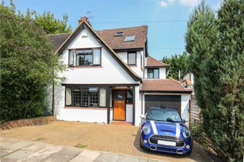 Flora Grove, St. Albans, Hertfordshire. 5 bedroom semi-detached house for sale