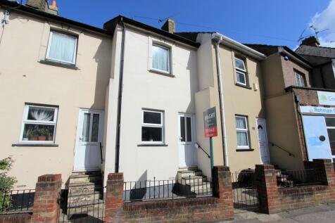 Canterbury Street, Gillingham. 2 bedroom terraced house