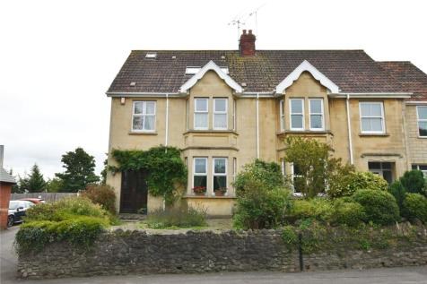 Locks Hill, Frome, Somerset, BA11. 4 bedroom semi-detached house