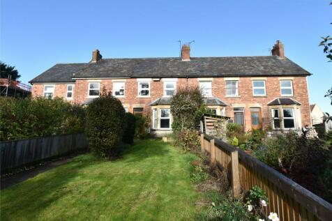 Wallbridge, Frome, BA11. 3 bedroom terraced house for sale