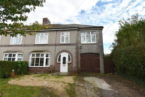 The Butts, Frome, Somerset, BA11. 4 bedroom semi-detached house for sale