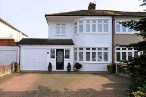 The Grove, Upminster. 3 bedroom semi-detached house for sale