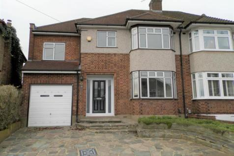 Humber Drive, Upminster. 4 bedroom semi-detached house for sale