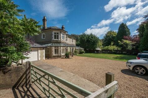Shanklin Road, Sandford. 6 bedroom detached house for sale