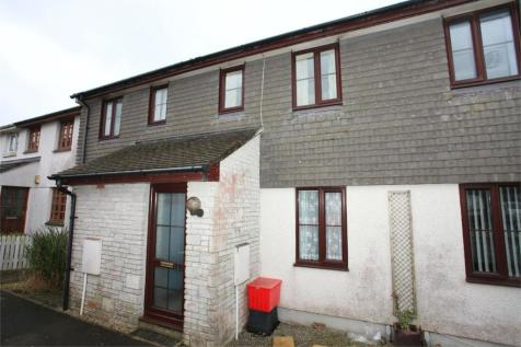 Barton Road, Central Treviscoe, ST AUSTELL, Cornwall. 2 bedroom terraced house
