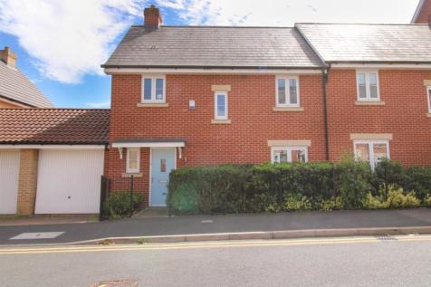 Saw Mill Road, Colchester, CO1. 3 bedroom semi-detached house