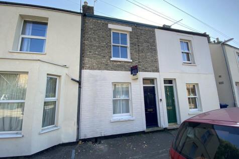 Argyle Street, Cambridge. 2 bedroom terraced house