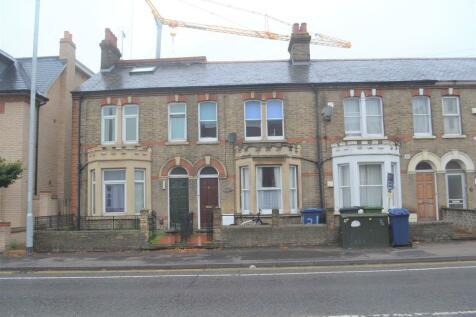 Elizabeth Way, Cambridge. 5 bedroom terraced house
