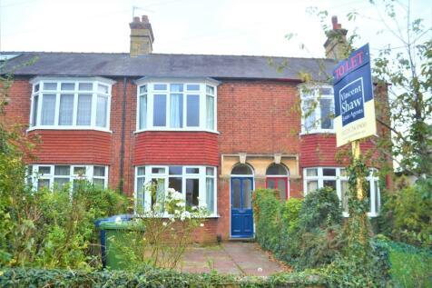 Cherry Hinton Road, Cambridge. 4 bedroom terraced house