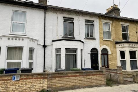 Tenison Road, Cambridge. 4 bedroom terraced house