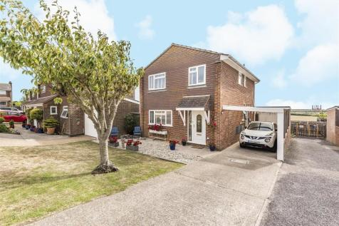 Hurdis Road, Seaford. 3 bedroom detached house for sale