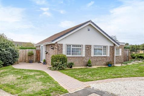 Offham Close, Seaford. 3 bedroom detached bungalow for sale