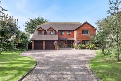 Firle Road, Seaford. 5 bedroom detached house for sale