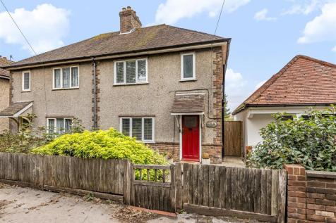 Alfriston Road, Seaford. 3 bedroom semi-detached house for sale