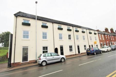 Upper St. John Street, Lichfield. 3 bedroom town house
