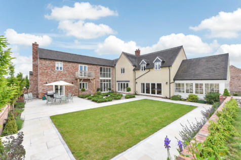 Orchard Farm, Bromley Wood, Abbots Bromley. 6 bedroom detached house