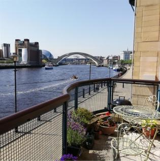Mariners Wharf, Quayside, Newcastle Upon Tyne. 2 bedroom flat