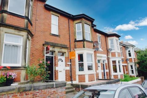 Audley Road, South Gosforth, Newcastle. 2 bedroom flat