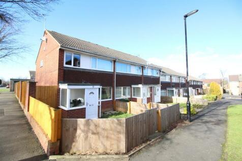 Englefield Close, Kingston Park, Newcastle Upon Tyne. 3 bedroom end of terrace house