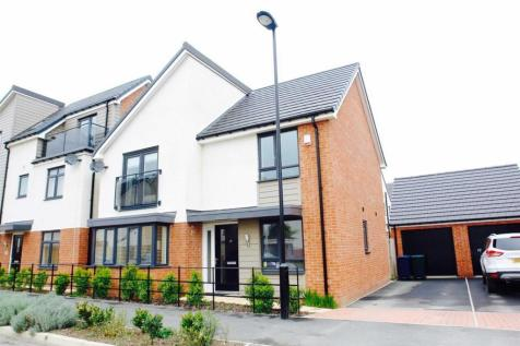Leasingthorne Way, Brunton Village, Newcastle Upon Tyne. 4 bedroom detached house