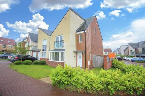 Bowden Close, Great Park, Newcastle Upon Tyne. 4 bedroom detached house