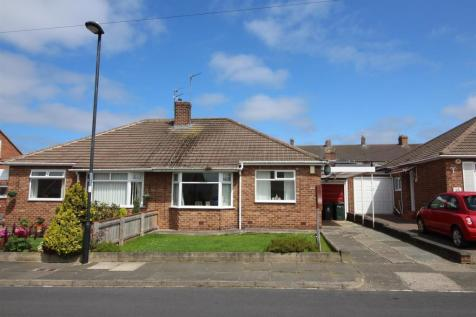 Chantry Drive, Newcastle Upon Tyne. 2 bedroom semi-detached bungalow