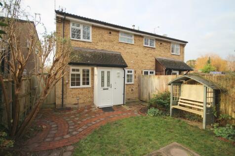Horsham. 1 bedroom end of terrace house for sale