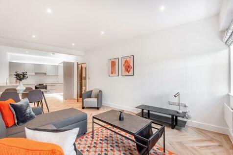 London Street, Reading, RG1. 2 bedroom apartment