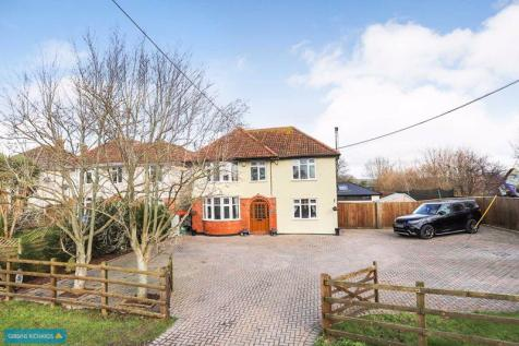 Chedzoy Lane, Bridgwater. 6 bedroom detached house for sale