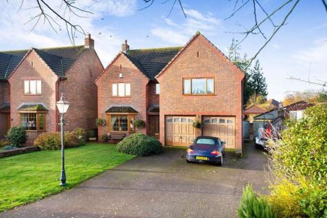 Halesleigh Road, Bridgwater. 5 bedroom detached house for sale