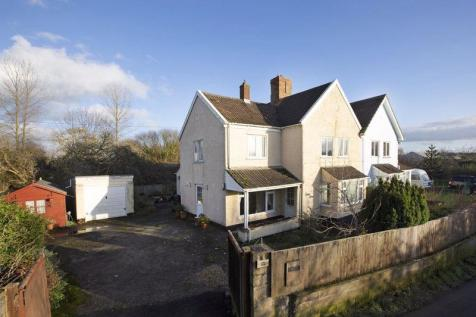 Somerset Bridge, Bridgwater. 4 bedroom semi-detached house for sale