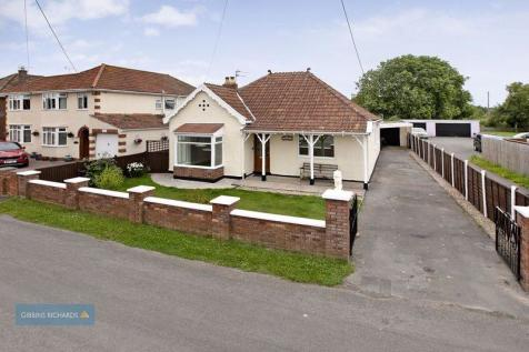 Horsey Lane, Bridgwater. 3 bedroom detached bungalow for sale