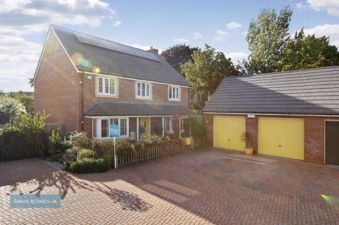 Morgan Street, Bridgwater. 4 bedroom detached house for sale