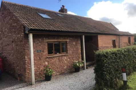 Chilton Trinity, Nr. Bridgwater. 3 bedroom detached house for sale