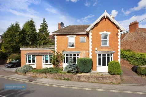 Wembdon Hill, Bridgwater. 4 bedroom detached house for sale