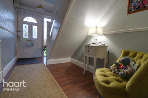 Bedford Close, Cwmbran. 4 bedroom detached house for sale