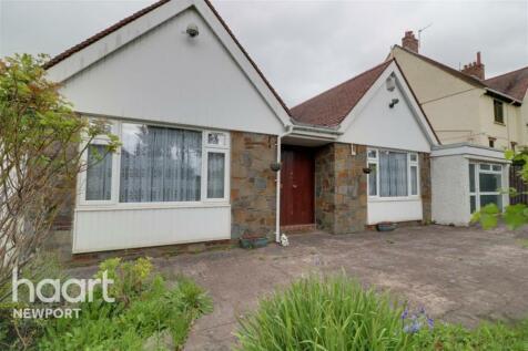 Ridgeway, Newport. 4 bedroom bungalow