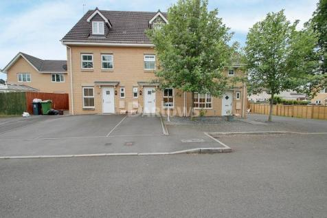 FFordd Brynhyfryd, Old St Mellons, Cardiff, South Wales - Terraced / 3 bedroom terraced house for sale / £200,000