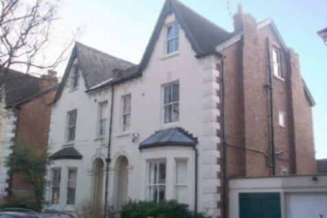 St Marys Crescent, Leamington Spa. 1 bedroom apartment