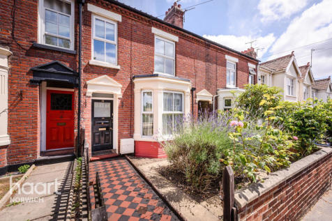 Britannia Road, Norwich. 5 bedroom terraced house