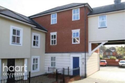 Central Colchester. 2 bedroom flat