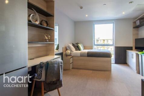 Hythe Mills, Colchester. 1 bedroom flat