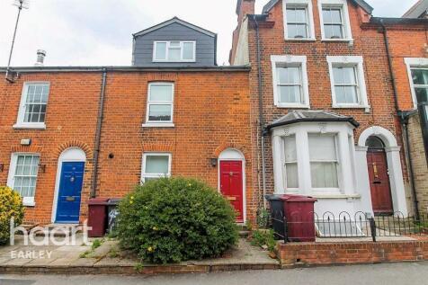 Watlington Street, Reading, RG1 4RF. 3 bedroom terraced house