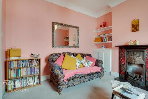 Delafield Road, SE7. 3 bedroom terraced house for sale