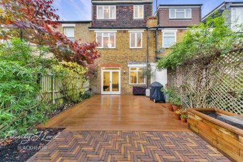 Eastcombe Avenue, London. 4 bedroom terraced house for sale