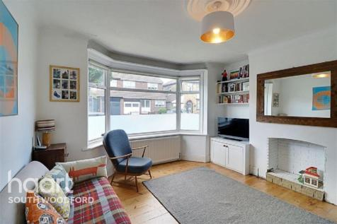 Essex Road, South Woodford, E18. 3 bedroom semi-detached house
