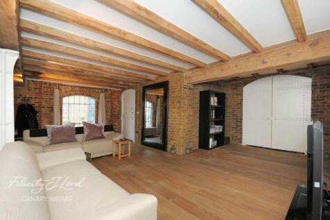 Warehouse K, E16. 3 bedroom apartment