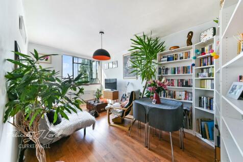 Cruikshank Street, London, WC1V. 1 bedroom apartment
